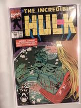 #382 The Incredible Hulk 1991 Marvel Comics B099 - $3.99