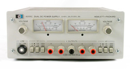 HP-Agilent-Keysight 6205C DC Power Supply 0-40V - $189.15