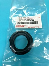 GENUINE TOYOTA VARIOUS MODELS 9031134023 OIL SEAL, FRONT DRIVE SHAFT RH - $9.27