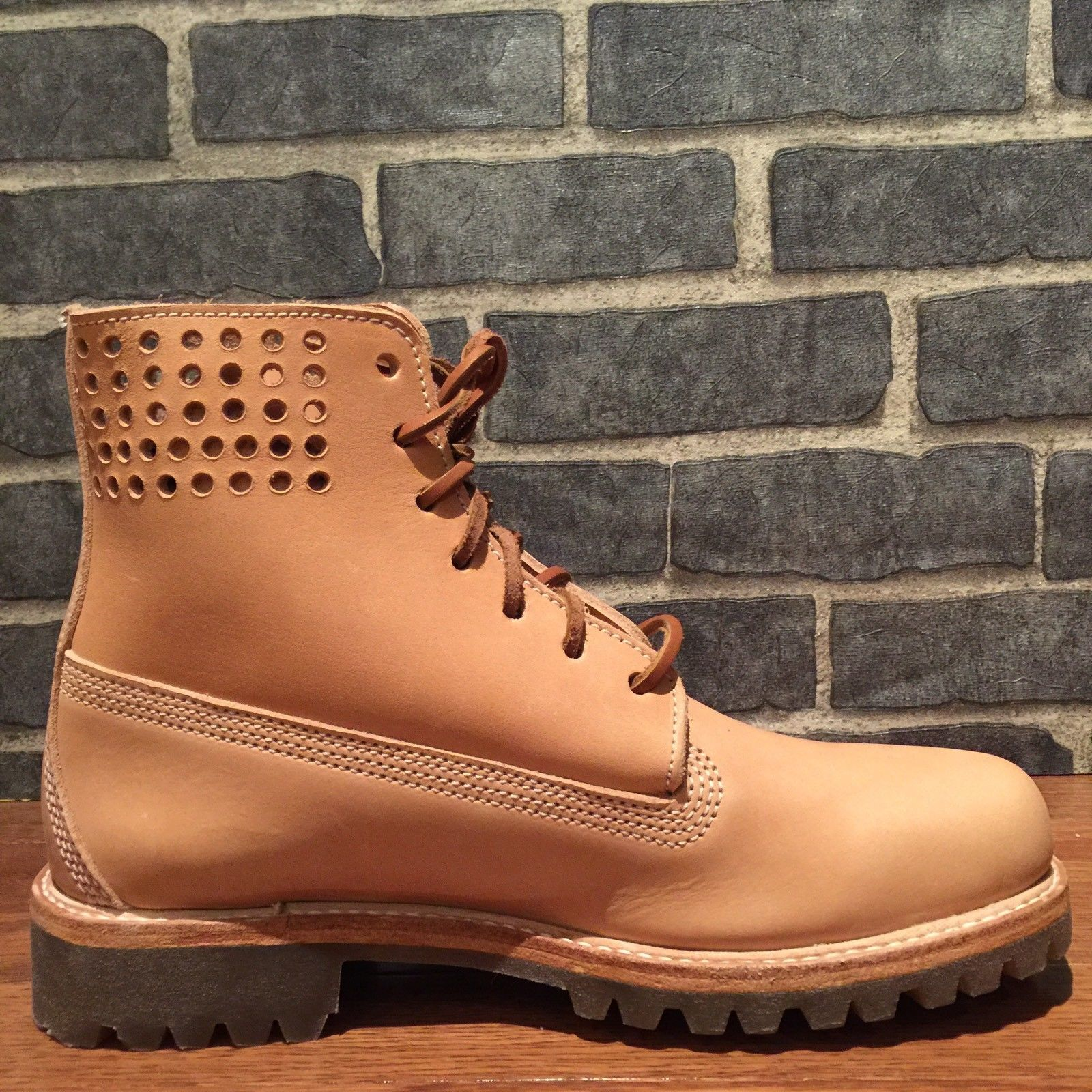 Timberland 6 Inch Premium Horween Perforated and 50 similar
