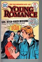 YOUNG ROMANCE #206 1975-DC COMICS-VG- VG- - $24.83