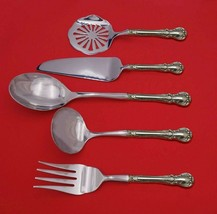 Old Master by Towle Sterling Silver Thanksgiving Serving Set 5pc Custom Made - $359.00