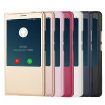 Bakeey Smart Window PU leather Flip Protective Case For Xiaomi Mi MIX 2S Non-ori - $16.99