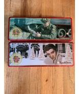 Lot of 2 Elvis Presley Russell Stover Holiday Song Collection Christmas ... - $12.99