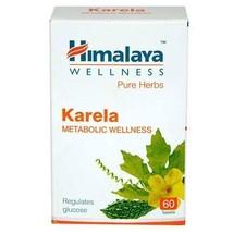 Himalaya Herbals Karela 60tab Regulates glucose fast shipping - $7.49+