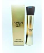 Armani Code absolu pour femme eau de parfum spray 1.7 oz/ 50 ml - $69.42