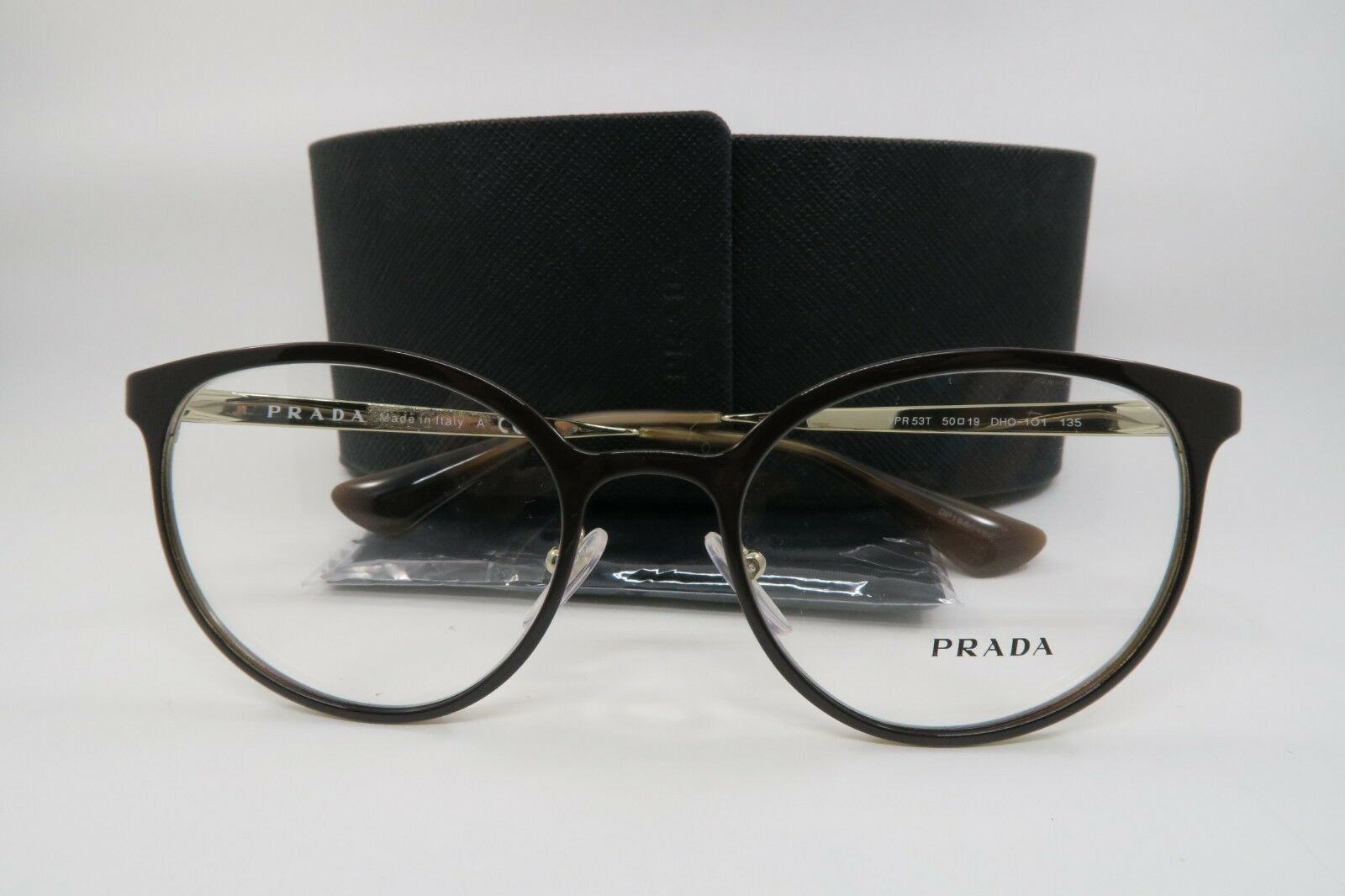 6cd5ce5fc79 New Authentic Prada VPR 53T DHO-1O1 Shiny and 50 similar items