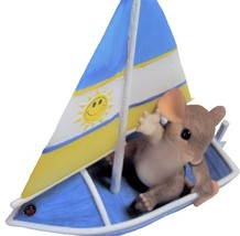 Charming Tails Sailing By to Say Hi - S.S. European Imports & Gifts 98/426 - $24.99