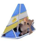 Charming Tails Sailing By to Say Hi - S.S. European Imports & Gifts 98/426 - $25.99