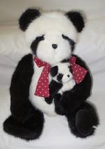 Boyds Bears Ping & Pong 18-inch & 6-inch Plush Pandas (HSN) - $44.95