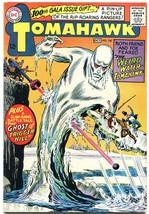 TOMAHAWK #100 1965- DC Sci-fi Western- Silver Age Glossy VF - $94.58