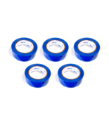 """5 Rolls Molding Tape - All Weather, No residue- 2"""" x 108' Blue, perforat... - $37.57"""