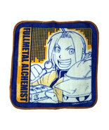 "Fullmetal Alchemist ""Edward & Alphonse Gashapon NFS Anime Square Cloth - $4.88"