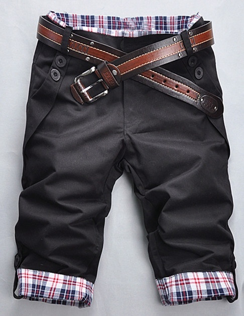 Men Summer Fashion Leisure Short Pants Causual Comfort High Quality Pants