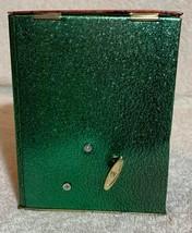 Old 1981 Coke Coca Cola X'max Tin Tank Cans Desk Table Music Box + Quartz Clock image 5