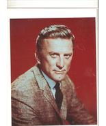 "Kirk Douglas 8"" x 10"" Full Color Photo (2000) - $5.95"