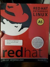 Red Hat Enterprise LINUX AS 2.1 - $116.88