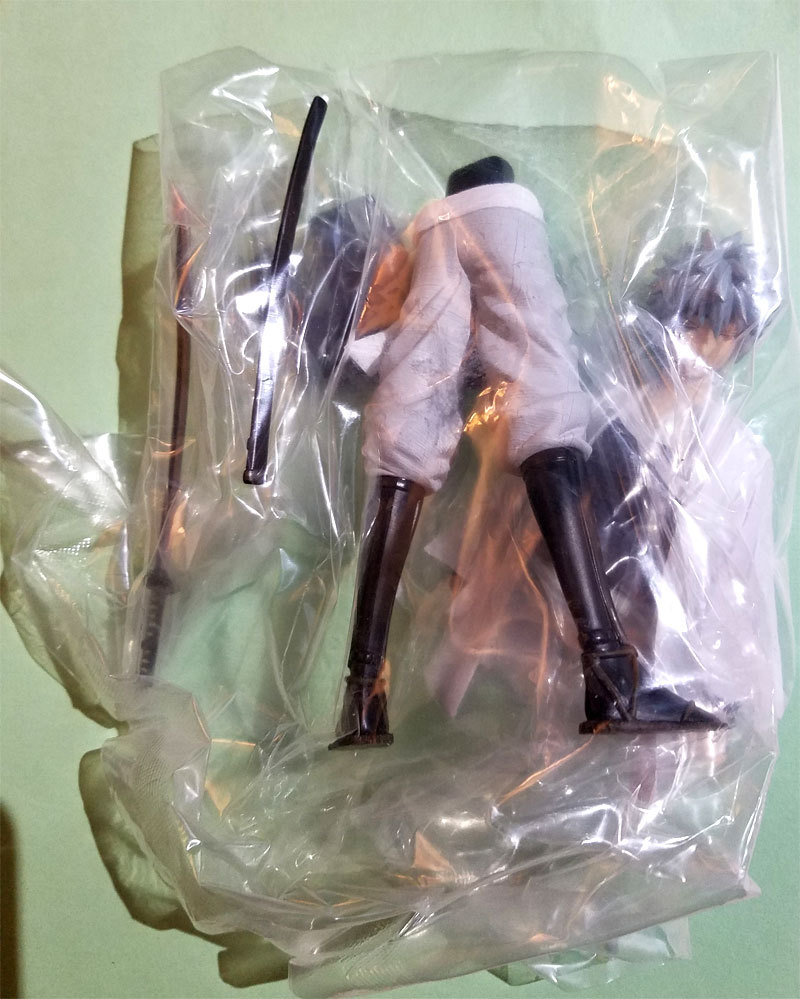 """Loot Anime Crate Limited Edition Gin Tama """"Gintoki"""" Figure / Statue * New"""
