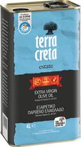 Terra Creta Estate Extra Virgin Olive Oil Koroneiki variety 4Lt Island o... - $99.90