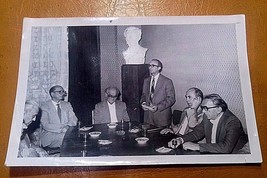 old photo of comunist area-propaganda-PPSH-SCIENCE ACADEMY MEETING-1985-... - $9.90