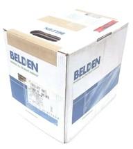 BELDEN 1701A 877 4 PAIR DATATWIST COMMUNICATIONS 350 PLENUM CABLE 4/24 1000FT.