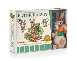 The Peter Rabbit Plush Gift Set: The Classic Edition Board Book + Plush ... - $11.90
