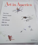 Art In America Back Issue Magazine May 2006 Nancy Spero - $16.74