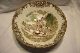 Heritage Hall French Povential Ironstone 8 Inch Bowl - $9.99