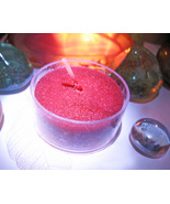 Haunted CANDLE 3X ATTRACT LOVE FAST POTENT MAGICK RED WITCH Cassia4  - $10.77