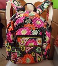 Vera Bradley Campus backpack  in Ziggy Zinnia  - $42.00