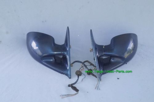 95-99 BMW E36 318i Coupe Genuine M3 Mtech Heated Power Door Mirrors