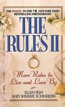 The Rules II [Hardcover] Fein, Ellen and Schneider, Sherrie - $9.61