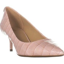 MICHAEL Michael Kors MK Flex Kitten Pointed-Toe Pumps, Soft Pink, 7.5 US - $76.79