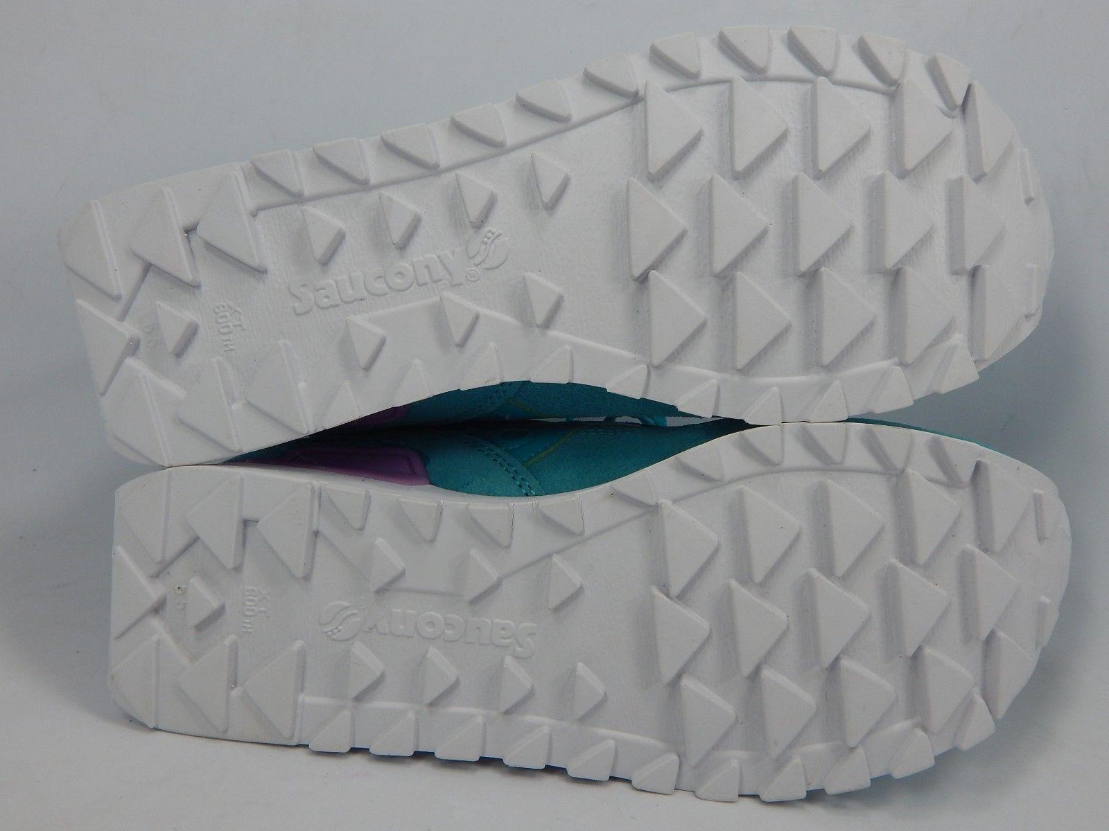 Saucony Shadow Original S1108-652 Baltic Women's Running Shoes Sz 7 M (B) EU 38