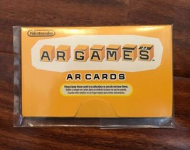 Nintendo 3DS AR cards launch console pack - $6.92
