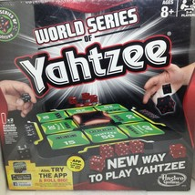World Series Yahtzee Hasbro Game - Brand New - Factory Sealed Electronic - $23.27