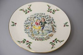 Vintage Royal Doulton first annual holiday Christmas collectors plate sk... - $34.44