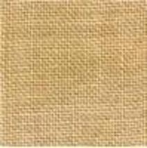 FABRIC CUT 40ct straw linen 13x18 Bringing Good Cheer Blackbird Design  - $14.50