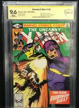 Uncanny X-men #142 (Marvel, 1981) CBCS 9.6 Claremont Sig - $297.00