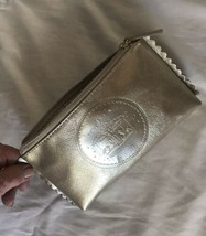 Estee Lauder Gold Carousel Cosmetic Bag - $8.91