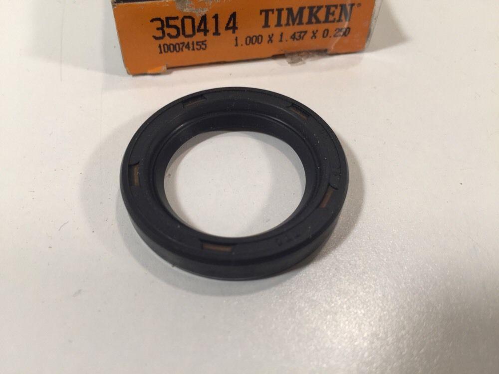 "Timken 350414 Industial Oil Seal 1""x1.437""x0.25"""