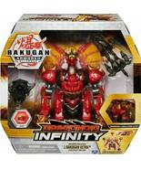 Bakugan Dragonoid InfinityTransforming Figure With10 Baku-Gear Accesso... - $44.54
