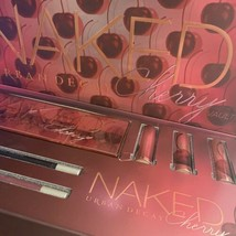 Naked Cherry Vault With Palette 2x 24/7 Eye Pencil + 3x Lipsticks Yum Yum