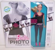 New! 2012 Barbie Photo Fashion Doll {2945} - $36.52