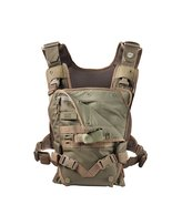 Mission Critical Tactical Front Baby Carrier Infant Toddler COYOTE Milit... - $279.99