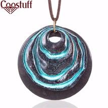Woman Jewelry Statement Necklaces Pendants Vintage Long Necklace Women C... - $180,31 MXN