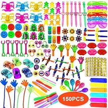 ToyerBee Party Favors for Kids, 150PCS Carnival Prizes for Boys&Girls, Birthday  - $31.58