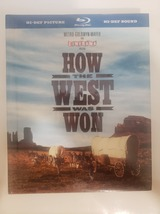How the West Was Won (Blu-ray Digibook) image 1