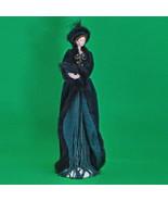 "Beautiful 2001 Popular Imports ""Putting On The Ritz"" Tassel Doll - $9.95"