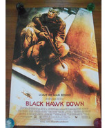 BLACK HAWK DOWN Original Rolled D/S One-Sheet 27x40 Movie Poster 2001  - $21.00